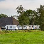 Camperplaats Earnewâld